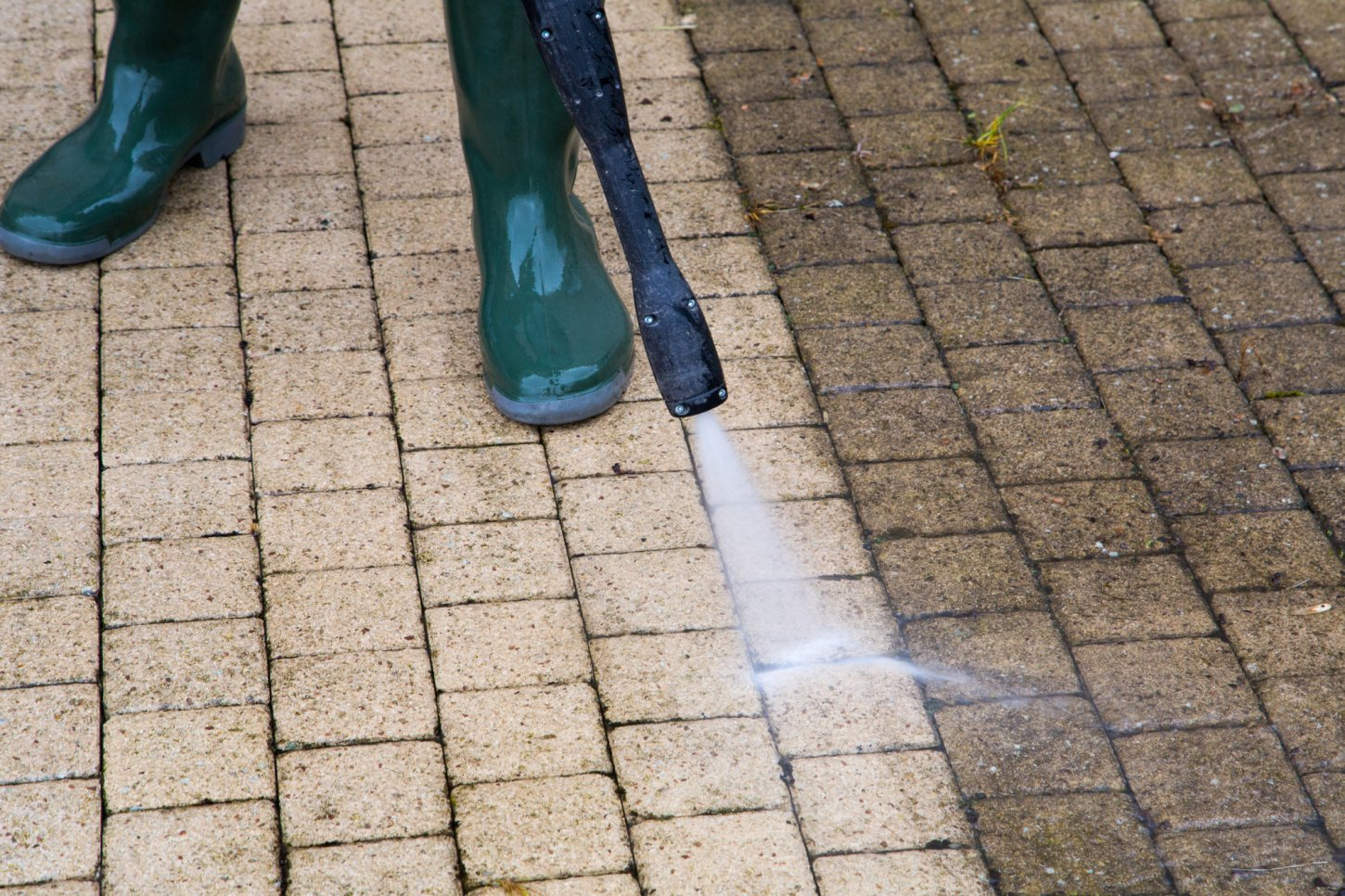 Evans Power Washing